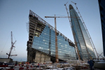 Каким будет вид из новой штаб-квартиры «Газпрома»