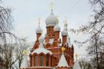 Церковь Мученика Иулиана реставрируют в Пушкине