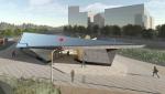 Станцию метро в стиле оригами построят в Москве