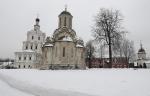 Церковь надеется возродить монашескую жизнь в Андрониковом монастыре