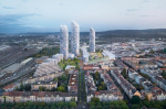 Город Базель будет и дальше расти вверх