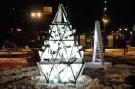 В Москве презентовали арт-елки для дома «Дыхание»