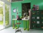 Dulux представляет: цвет в интерьере – Зеленый