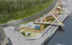 Архитектурный совет Ханты-Мансийска рассмотрел несколько проектов комплексного благоустройства столицы