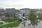Парк «Зарядье» получил положительные отзывы от ЮНЕСКО