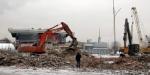 Разрушенный Петербург: что снесли в городе в 2017 году