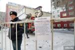 В Тюмени дом превратился в факел из-за дешевых панелей