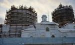 Александр Усс проинспектировал подготовку к 400-летию Енисейска