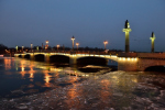 В 2018 году в Петербурге отремонтируют четыре моста и две набережные