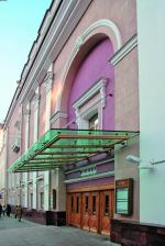 Театр одной усадьбы Реконструкция театра имени К.С.Станиславского и В.И.Немировича-Данченко