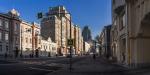 В центре Москвы построят квартал с семнадцатью элитными виллами