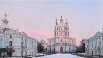 Продолжается реставрация Смольного и Троицкого соборов