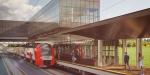 Москомархитектура утвердила дизайн двух строящихся станций МЖД