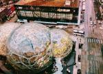 Amazon открыл в Сиэтле офис, внутри которого растет лес