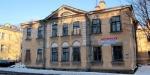 Деревянный дом на улице Красной Звезды в Пушкине продали с торгов