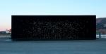 Самое черное здание в мире: в Корее построили поглощающий свет павильон