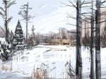 Как может выглядеть парк в «Северной долине»