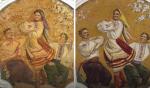 """Реставраторы фресок в метро """"Киевская"""" ответили на критику"""