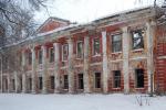 Главная тверская руина. Топография и история парка-воксала