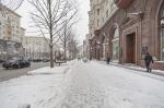 Снежные городки: как жители Москвы и Петербурга разлюбили зиму