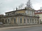 Старый домик, прикрывающий Дом чекиста, снесут к чемпионату мира