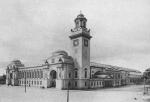 Как изменился Киевский вокзал за 100 лет