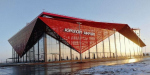 Под красным козырьком: как выглядит обновленный аэропорт Саранска