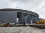 В Екатеринбурге завершилась реконструкция стадиона, который британцы назвали самым странным в мире