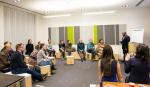 Мастер-класс «Коммуникации в архитектурном проекте – как не допустить испорченного телефона» © BENE RUS