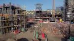 Disney показала видео со стройки парка, посвященного «Звездным войнам». Место действия — новая планета Батуу