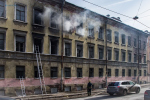 Дело — табак: как в очередной раз горела бывшая табачная фабрика на Боровой