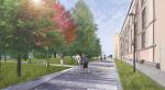 Художественный совет поддержал проект нового входа в Парк Горького