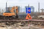 Дорога в прошлое: раскопки притормозят строительство моста в центре Челябинска