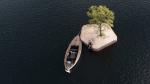 Архитектура: Плавучий остров в гавани Копенгагена