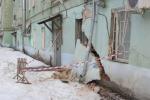 В центре Твери обрушилась стена жилого дома