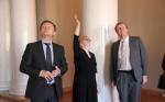 Председатель КГИОП и Генеральный консул Франции в Санкт-Петербурге договорились о развитии межгосударственного сотрудничества в области сохранения культурного наследия