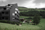 На темной стороне: Завораживающе черные дома со всего мира