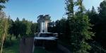 Под Москвой достроили единственный в мире коттедж по проекту Захи Хадид