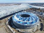 В Нижнем Новгороде открыли новый стадион к ЧМ-2018