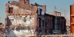 На Лиговском проспекте возобновили снос дореволюционного завода