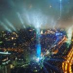 Квартал жилых небоскребов Headliner предстал в новом свете