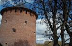 Новгородская Белая башня открылась для посещения после длительной реставрации