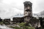 Сванские башни в осаде времени