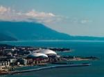 Море наступает на олимпийские объекты Сочи - Олимпийский парк уходит под воду