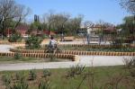 Как выглядит новый парк в Грозном, который проектировали авторы реконструкции Таймс-сквер