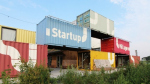 Архитектура: Стартап-кластер из грузовых контейнеров