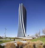 Башня на трех осях