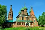 Храм Николы Мокрого в Ярославле: деньги, книга, круглый стол