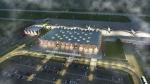 Английская компания разработала проект аэропорта Нового Уренгоя