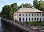 Дворец Петра I в Летнем саду открылся после реставрации